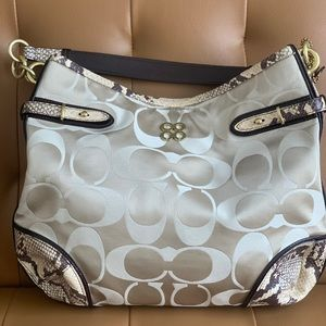 Coach Collete Hobo bag